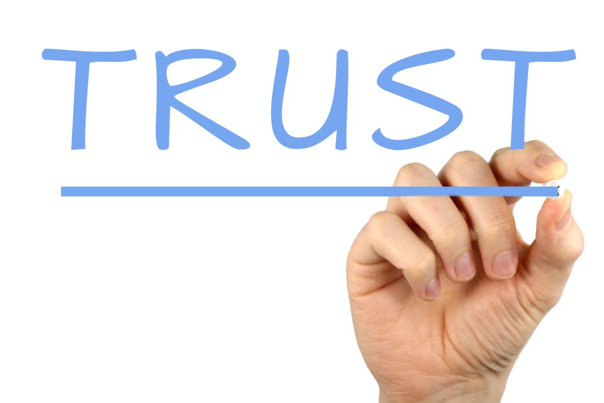 a question of trust ethics for five ceos trust across america
